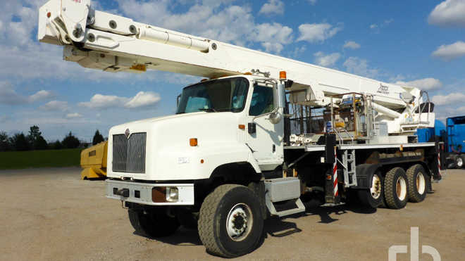 Used Bucket Trucks For Sale >> Bucket Trucks For Sale Ritchie Bros Auctioneers