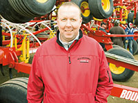 Doug Heritage and Kevin Miller of Miller Farm Equipment chose to sell surplus farm equipment through Ritchie Bros. to safeguard against soft local market conditions.