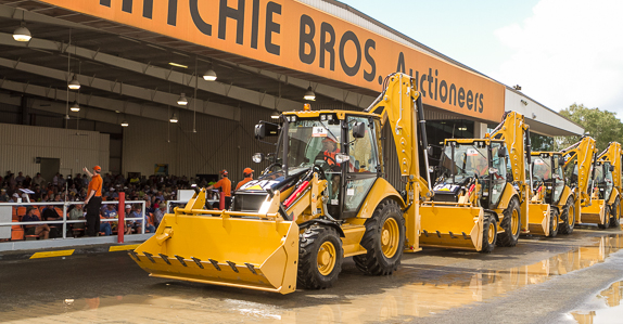Equipment inspection tips: loader backhoes | Ritchie Bros  Auctioneers