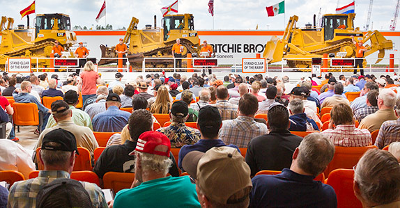 Bulldozer inspection tips from Ritchie Bros. and IronPlanet.